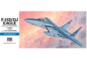 Hasegawa 1/72 F-15D/DJ Eagle