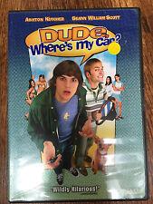 Seann William Scott Ashton Kutcher DUDE, WHERE'S MY CAR? ~ 2000 Comedy US R1 DVD