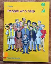 Oxford Reading Tree: Fact Finders: More Unit B: People: People That Help