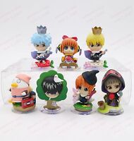 Petit Chara Land Natsume/'s Book of Friends Takashi seasons mini figure toy 5+1
