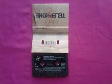 K 7 Cassette / Telephone – Rappels  / FR 1991 / 50828