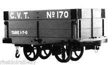 GVT granite wagon kit Binnie engineering garden railway SM32 16mm