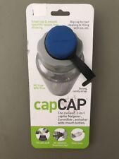 Humangear Cap Cap Water Bottle Nalgene Camelbak Cyclone Stansport Compatible Gra
