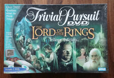 Lord Of The Rings Trivial Pursuit DVD Trilogy Edition 2004 - New Other & Sealed