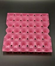 Oversized Egg Tray 30 Hole Incubator Chicken Egg Tray Plastic Stackable Xlt 30