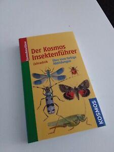 Der Kosmos-Insektenführer: ein BestimmungsbuchJiří Zahradník