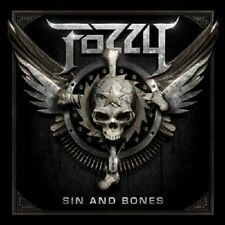 """FOZZY """"SIN AND BONES (LIMITED EDITION)"""" CD NEUWARE"""