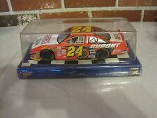 2002 NASCAR WINNER'S CIRCLE #24 JEFF GORDON 1:24 SCALE DIECAST--NEW