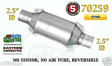 "70259 Eastern Universal Catalytic Converter Standard 2.5"" 2 1/2"" Pipe 10"" Body"
