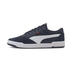 PUMA Men's C-Skate Sneakers Black Size 9