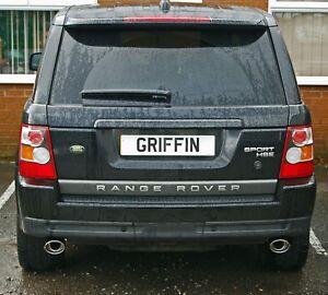 Range Rover Sport 2.7 tdv6 exhaust