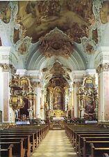 Alte Postkarte - Benediktinerabtei Metten - Klosterkirche