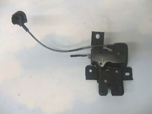 FORD MUSTANG TRUNK DECK LID LATCH LOCK ACTUATOR 1994 - 2004 OEM F4ZC-5343200-BC