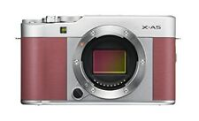 2018 NEW FUJIFILM mirrorless X-A5 pink X-A5-P body only from japan F/S