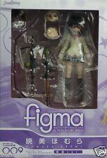 Used Max Factory Figma 009 Puella Magi Madoka Magica Homura Akemi Uniform