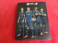 Fifa17 / FIFA 17 Steelbook Steel Box (leer, ohne Spiel) (NEU)