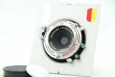 EXC++ Schneider-Kreuznach Angulon 65mm F/6.8 w/ LINHOF Shutter and Board #1755
