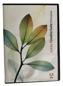 2005 Adobe Creative Suite 2 Premium for Mac with Serial Number
