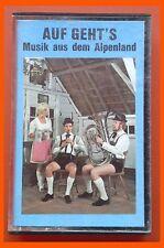 Auf Geht's Musik aus dem Alpenland Jacky  Sprangers PIT 533