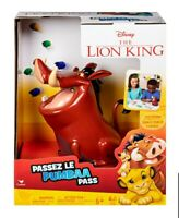 """Disney Game The Lion King """"Passez Le Pumbaa"""" Pass Family Game All Ages"""