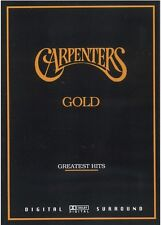 Carpenters DVD - GOLD (New & Sealed)