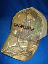 KENWORTH HAT:    REALTREE AP CAMO SOLID CLOTH CAP   *FREE SHIPPING*