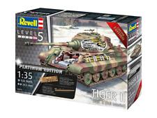 Revell 03275 - 1/35 Dt. Tiger II Königstiger Ausf. B (Henschel) - Platinum Ed.