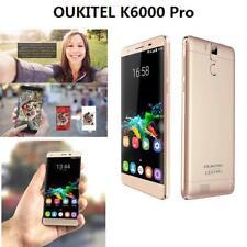 "OUKITEL K6000 Pro 4G Octa Core Smartphone 5.5""Android 6.0 3GB + 32GB 16MP W7R1"