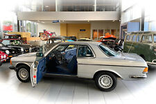 *SPORTLICHER KLASSIKER* Mercedes 230C Coupe 1977 W123 im Oldtimer Museum