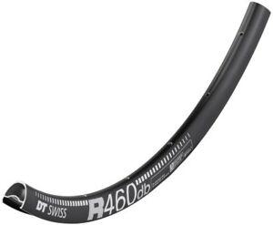 DT Swiss R 460 Bicycle Rim Black 622-18 (28″) Disc