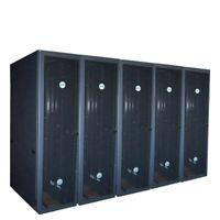 5x DELL 4210 PowerEdge Server Racks Cabinet Enclosure 42U Rack PS38S
