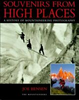 Souvenirs from High Places by Bensen, Joe Hardback Book The Cheap Fast Free Post