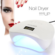 Neverland Beauty 48W UV LED Lamp 4 Time Gel Nail Dryer Manicure/Pedicure Gel For