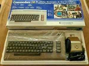 Commodore C64 von 1983, guter Zustand, funktioniert, mit Originalverpackung