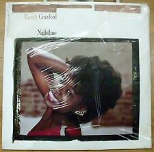 CRAWFORD RANDY NIGHTLINE LIVING ON THE OUTSIDE WHY LP 1983 SEALED