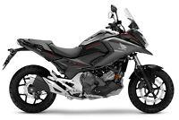 KIT ADESIVI CARENA HONDA NC 750 X ARROW STYLE FS-NC750X (Black)