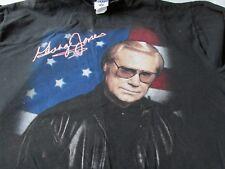 Vintage, '90's George Jones, Wild Irish Rose, Veterans Tour T-Shirt Xl