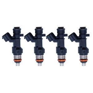 750cc High Flow Fuel Injectors fit 2002-2011 Honda Acura RSX K20 K24 R18 Turbo