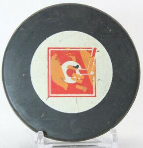 Merritt Centennials BCJHL Hockey Puck (SSS) BC Canada