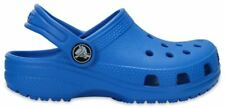 Crocs Classic Kids Roomy Fit Clogs Shoes Sandals in All Sizes 10006 Ocean Blue 204536 456 Child 11