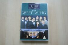 The West Wing - Series 3 (DVD, 2004, 6-Disc Set, Box Set)