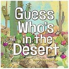 Guess Who's in the Desert (Hardback or Cased Book)