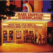 MARK KNOPFLER: SCREENPLAYING CD DIRE STRAITS / NEW