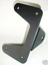 License Plate Holder Vertical Side Axle Bracket NO WELDS Harley Chopper 82017-30