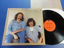 CROSBY & NASH  WHISTLING DOWN THE WIRE polydor German Lp EX VINYL