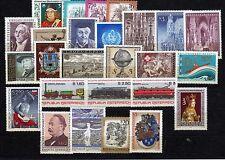 Jahrgang Österreich ** 1977 - KW 31,80  ( 24029  )