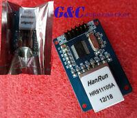 2pcs ENC28J60 Ethernet LAN Network Module Schematic For Arduino 51AVR STM32 M20