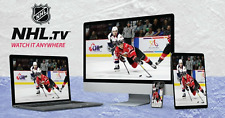 NHL.TV NHL CENTER ICE Entire Season 2019 2020 Delivery Warranty USA