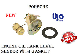 Engine Oil Tank Level Sender With Gasket For Porsche 911 930 S Carrera URO