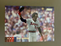 2020 Stadium Club ROD CAREW #150 - Los Angeles Angels HOF